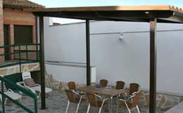 Terraza-solarium Chill-out
