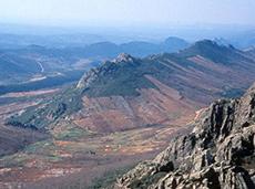 Los Montes de Toledo